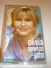 Olivia Newton John CASSETTE NEW Back With A Heart