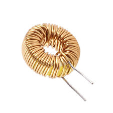 2Pcs Toroid Core Inductor Wire Wind Wound for DIY--220uH 3A mah NEW