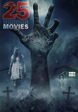 25 Horror Movies (DVD, 2015, 5-Disc Set)
