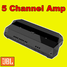 JBL voiture/van club d amp amplifer 5 quatre multi channel construit en véhicules multisegments neuve