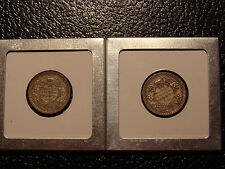 Silver 1943 and 1945 India 1/4 Rupee WE COMBINE ON SHIPPING