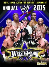 WWE Annual 2015 & Free Activity Book By Centum Books Ltd