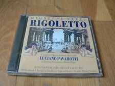 Giulini - Verdi : Rigoletto - Pavarotti, Scotto - Roma 1966 - 2CD NEUF SEALED