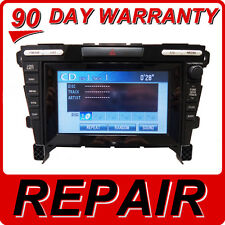 REPAIR FIX 07 08 09 10 11 12 Mazda CX-7 Radio Nav GPS 6 CD Player Navigation FIX