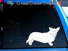 Cardigan Welsh Corgi #2 Vinyl Decal Sticker / Color Choice - High Quality
