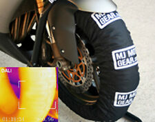 Motorcycle Tire Warmers Set, 120 / 180, Tyre Warmers