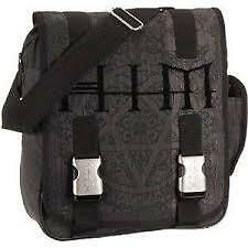 HIM- Heartagram Logo Messenger Bag / Satchel - New & Official With Tag Rock Band