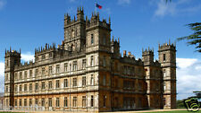 Dept 56 The Downton Abbey Historic UK England Landmark downtown HIGHCLERE CASTLE