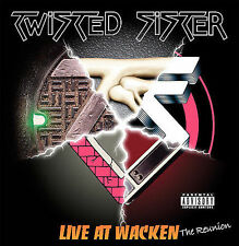 Twisted Sister: Live at Wacken - The Reunion, Good DVD, ,