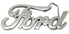 Ford Belt Buckle Authentic Officially Licensed Product Cut Out Logo Car Truck