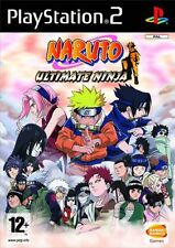 Naruto Ultimate Ninja (PS2) PS2 PlayStation 2 PAL Brand New
