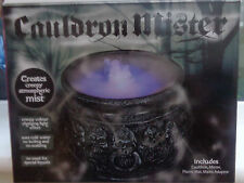 Halloween Party/Prop Witches Cauldron Mister/Eerie Mist/Colour changing Lights