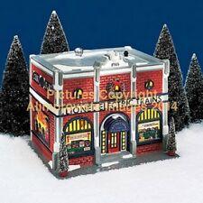 Snow Village Dept 56 LIONEL ELECTRIC TRAIN SHOP! 54947 NeW! MINT! FabULoUs!
