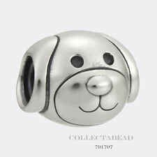 Authentic Pandora Sterling Silver Devoted Dog Bead 791707