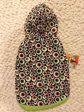 MARTHA STEWART PETS Halloween DOG COSTUME * Eyeball Hoodie * MEDIUM * NWT