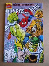 SPIDER MAN #19 1992  Marvel Comics  [SA36]