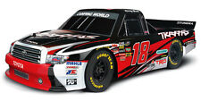 BRAND NEW TRAXXAS KYLE BUSCH 18 NASCAR 1/16 4WD BRUSHLESS TOYOTA TUNDRA RTR