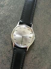 Omega de ville Automatic Date Stainless Steel