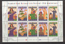 RSA/South Africa 1999 Festival of ARTS/Music/Dance/Drama 10v  sht ref:n16890
