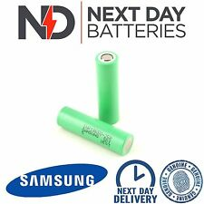 GENUINE SAMSUNG 25R INR IMR 18650 HIGH DRAIN 3.7v 2500mAh 20 35A Li BATTERY VAPE