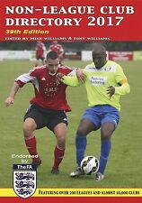The Official Football Association Non-League Club Directory 2017 - Soccer book
