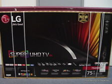 "LG 75UH8500 75"" LED Flat Panel Screen HD Smart TV HDTV 4K SUHD Dolby Vision 3D"