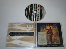 MICHAEL JACKSON/BLOOD ON THE DANCEFLOOR (EPIC 487500 2) C ALBUM