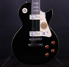 Epiphone 1956 Les Paul Standard P-90s Black Electric Guitar #6580