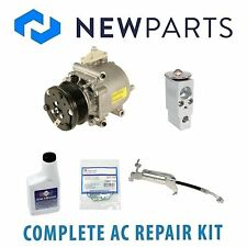 Lincoln Aviator 03-05 Complete AC A/C Repair Kit With New Compressor & Clutch