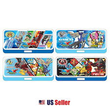 Pocket Monsters XY White Board Pencil Case with Marker & Eraser : 1pc (Random)