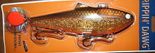 "10"" Rippin Dawg Musky Innovations Muskie Pike Lure Holo Walleye 6006"