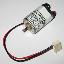 Canon DN22 Precision Model Train 12 VDC Motor with Connector 12 V DC - 3200 RPM