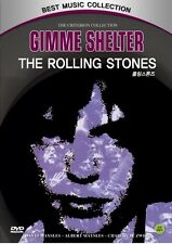 The Rolling Stones - Gimme Shelter (1970) DVD (Sealed)