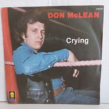 DON MCLEAN Crying 410157