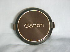 CANON FD ORIGINAL 55mm JAPAN MADE LENS CAP