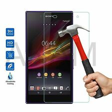 Genuine Tempered Glass Film Screen Protector For Sony Xperia Z L36h C6603