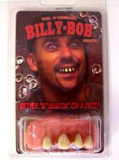 PROFESSIONAL FAKE FOUR TOOTH TEETH #956 hillbilly rotting costume prop new stain