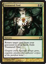 *MRM* FR 4x Treasured Find/Trouvaille MTG Return to ravnica
