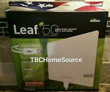 Brand New Sealed 2017 Mohu Leaf 50 Amplified Indoor HDTV Antenna 4K Ready