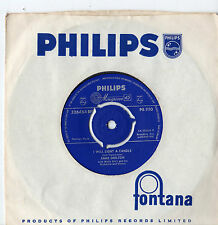 "Anne Shelton - I Will Light A Candle 7"" Single 1961"