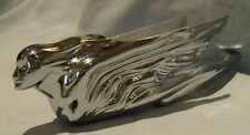 CHROME 1941 CADILLAC STYLE CAR BONNET MASCOT