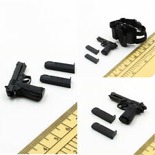 """Newest 1/6 Scale M9 leg Gun Mode For 12"""" Action Figure Weapons In stock"""