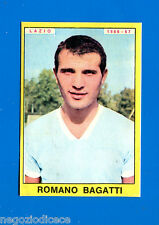 # CALCIATORI PANINI 1966-67 - Figurina-Sticker - BAGATTI - LAZIO -Rec