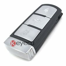 Keyless Remote Key Fob 3B 434MHz for Volkswagen Magotan FCC ID:3C0 959 752 BA