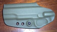 "eagle industries G-CODE OSH holster Colt 1911 5"" Government OD green kydex LH 45"