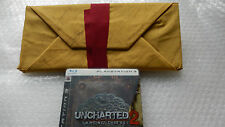 Uncharted 2: among Thieves Press Kit PS3-Uncharted 2 Playstation 3 Kit de prensa