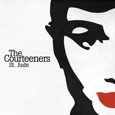 The Courteeners - St. Jude [PA] (CD, 2008, A&M Records) RARE/OOP Album