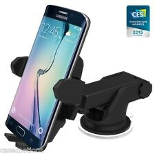 iOttie Easy One Touch Wireless Qi Charging Car Mount for Galaxy S6/Edge, Nexus 5