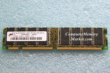 One >> 512MB PC133 SDRAM Non ECC 168 Pin Desktop Memory BY MICRON