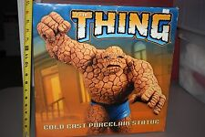 HARD HERO THE THING 2006 MARVEL Fantastic Four Cold-Cast Porcelain Statue #880